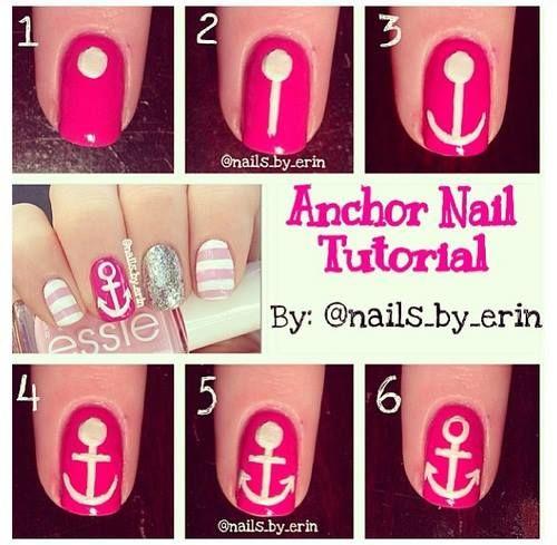Easy Anchor Nails
